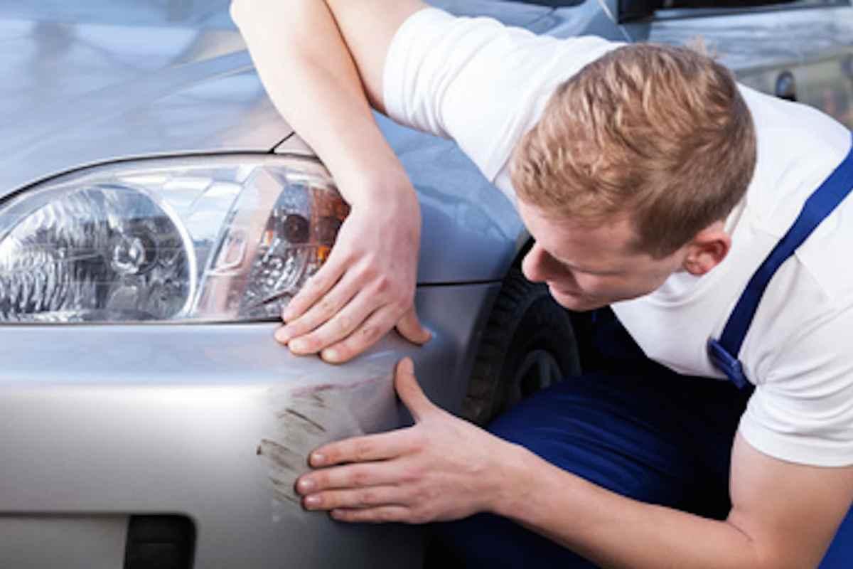 Car Lacquer Scratch Repair