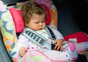 Babys sicher transportieren