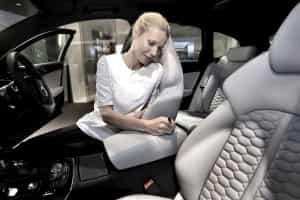 Die Kombis der Stars: Gwyneth Paltrow signiert den neuen RS 6 Avant