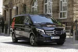 Mercedes Van V Klasse