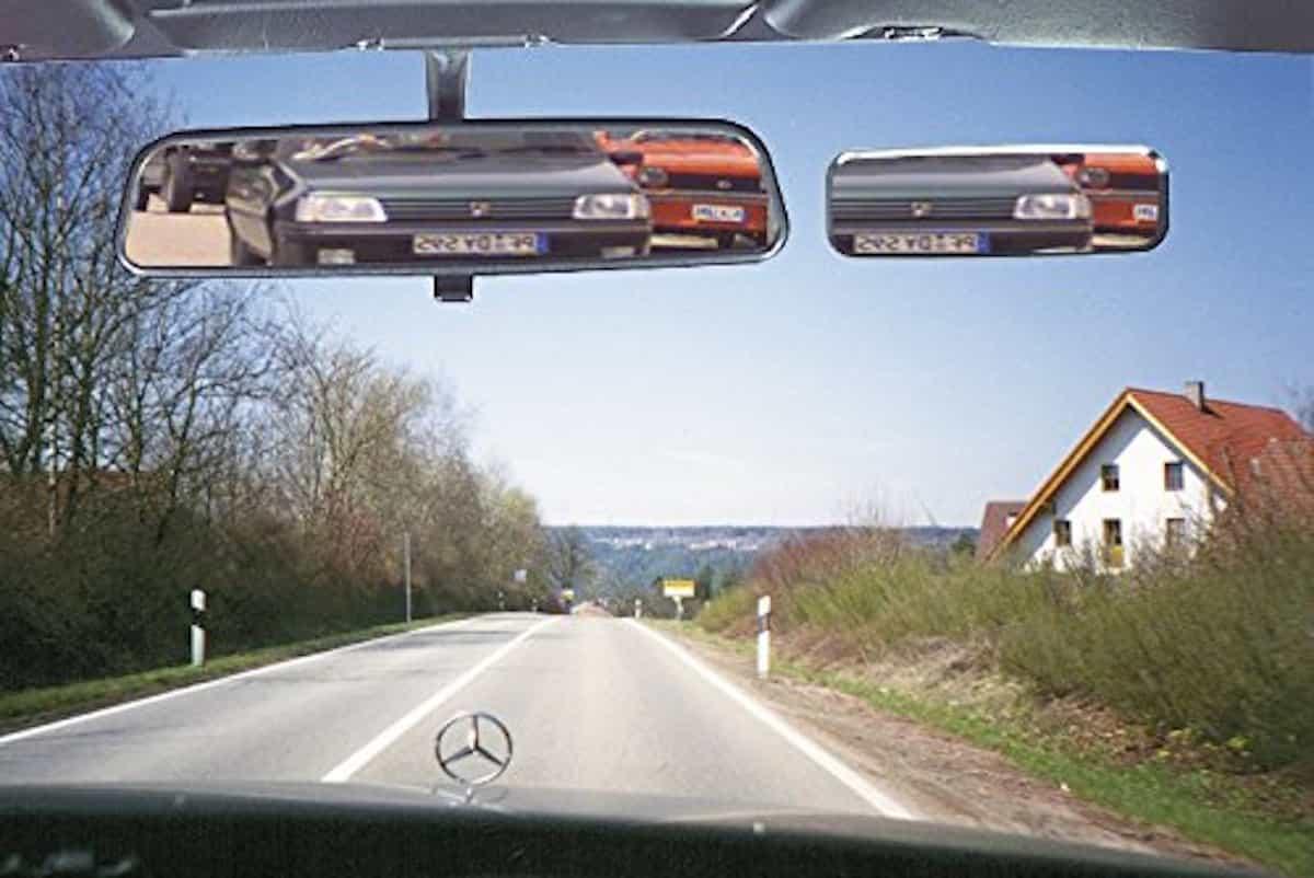 R ckspiegel einstellen tipps vor der ersten autofahrt for Spiegel einstellen
