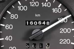 Kilometerstand checken