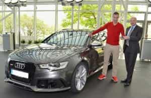 Kombi gebraucht kaufen? Kai Pflaume nimmt lieber einen neuen Audi RS 6 Avant