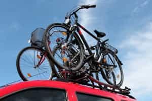 Familienurlaub mit Fahrrad