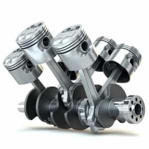 Auto Zylinder: So sieht ein Sechszylinder aus