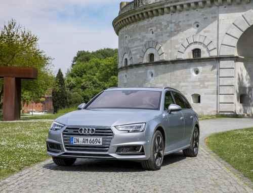 Audi A4 Avant in seinen wunderbaren Kombi-Versionen