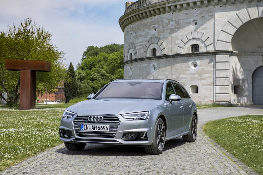Der kleine Audi-Kombi: Audi A4 Avant