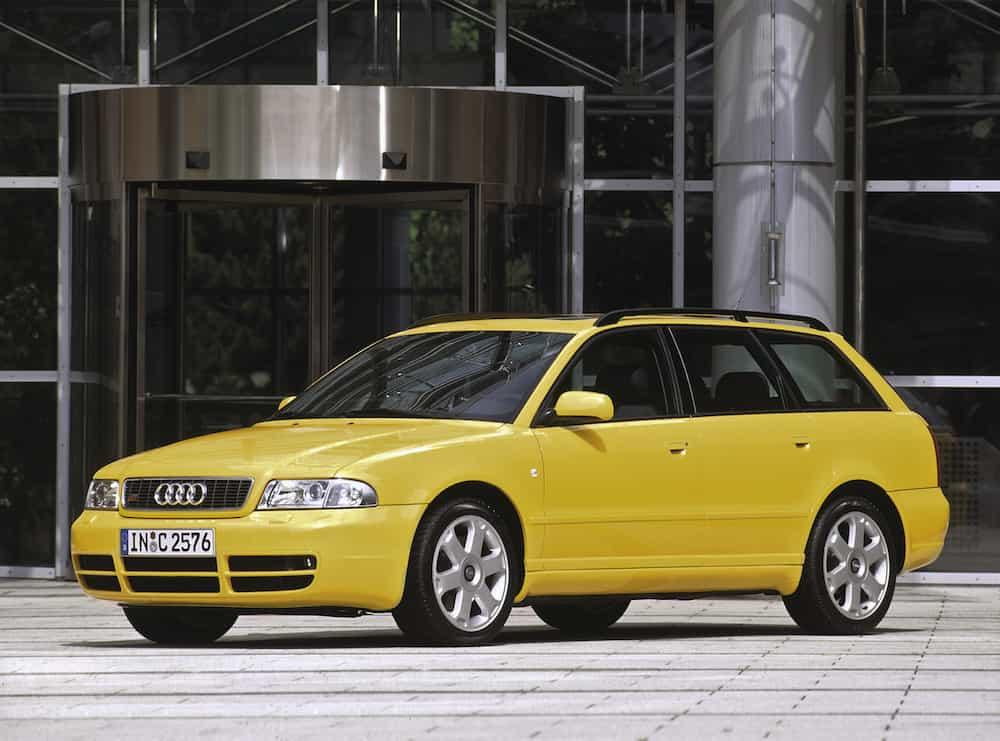 Audi S4 Avant 2005