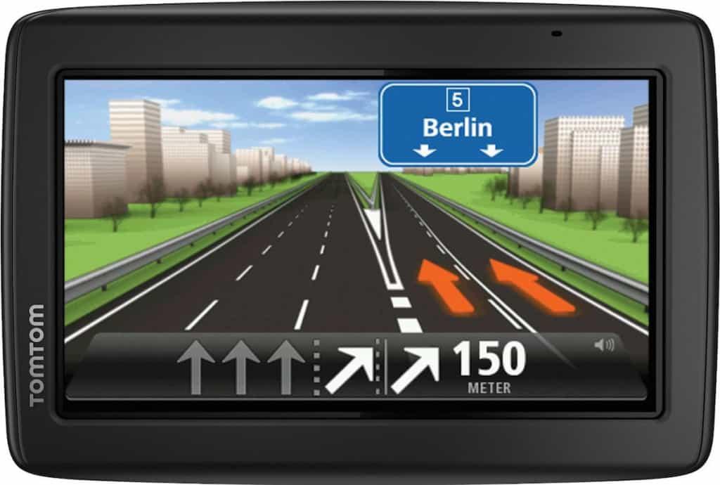 TomTom Navigationssysteme
