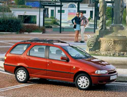 Fiat Palio – ein Kombi aus Italien fürs Wochenende