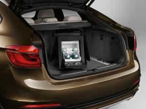 Kühlbox im BMW