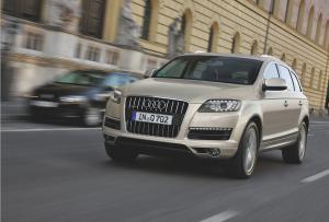 SUV Lifestyle mit Audi Q7