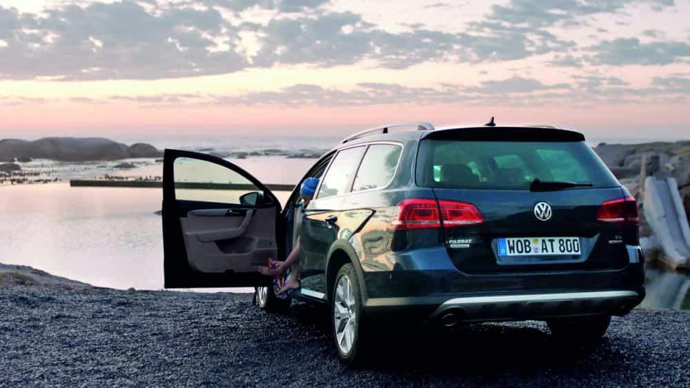 Der neue VW Passat Alltrack