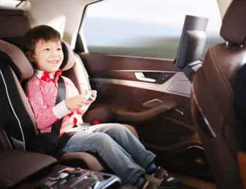 Elektrische Fensterheber: Besondere Vorsicht bei Kindern