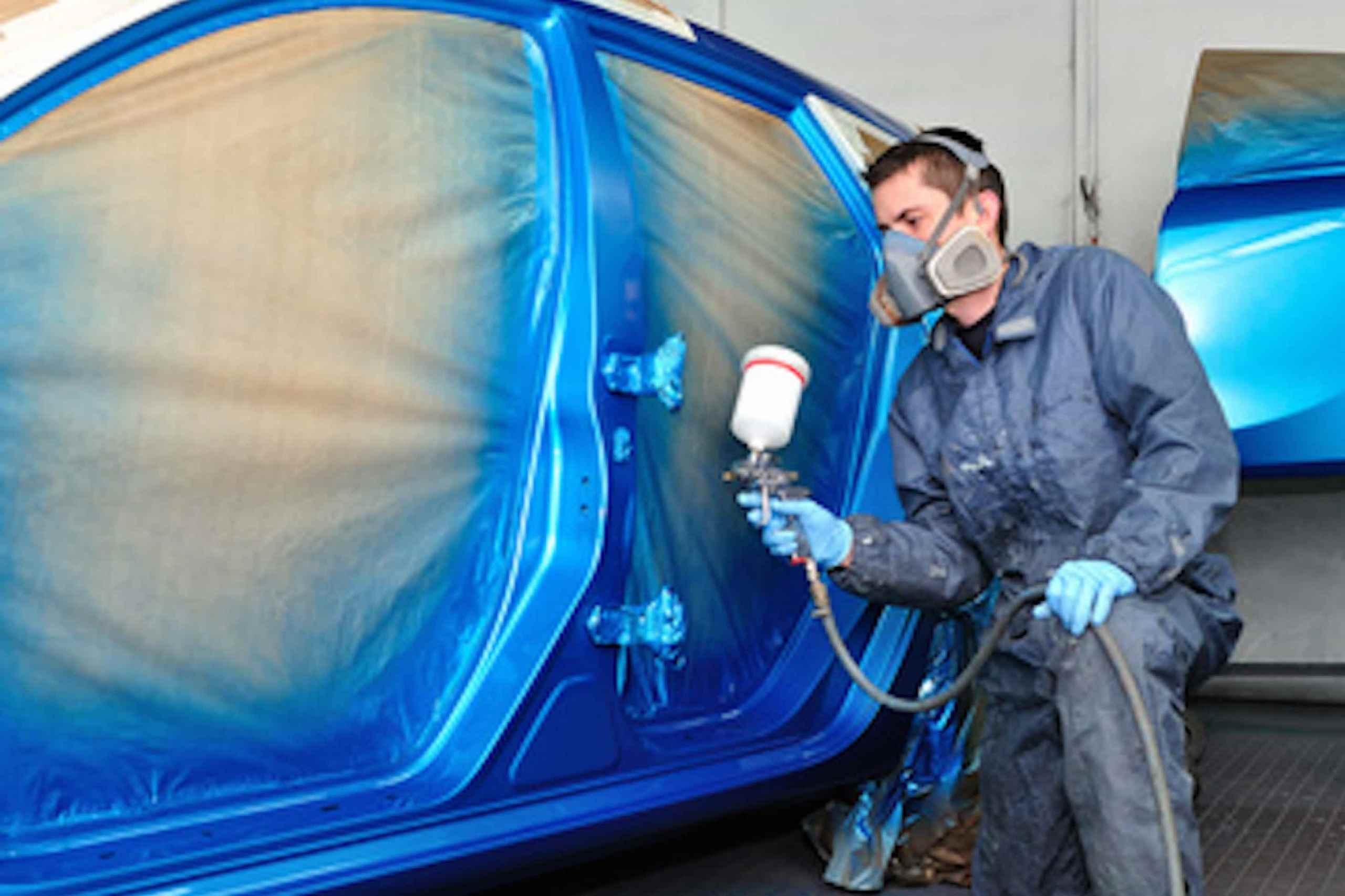 Auto Enamel Painting Tips