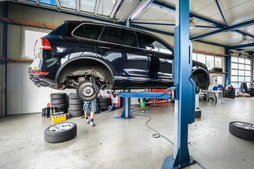 Auto-Kombi Werkstatt: Dieser passt