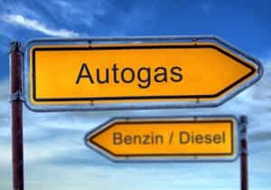 Vorteile Autogas