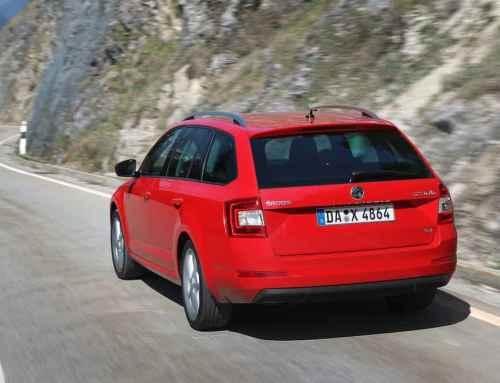 Autogas Skoda: Der neue Skoda Octavia Combi vorbereitet