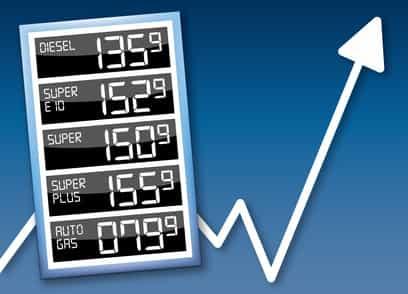 Autogas und LPG sind billiger
