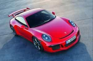 Porsche 911 GT3 auf Kombi.de