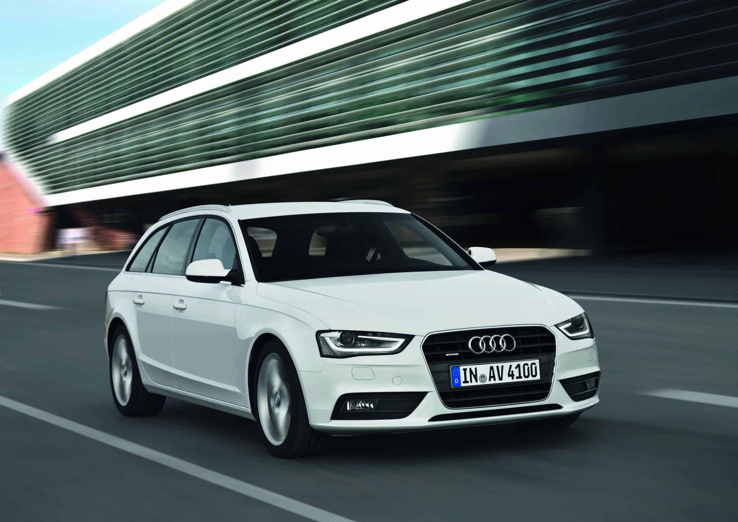 Audi A4 Avant In Seinen Wunderbaren Kombi Versionen
