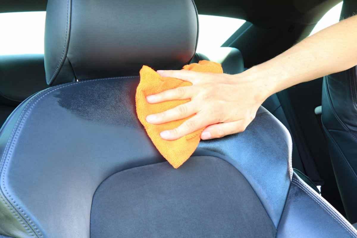 Relativ Autositze reinigen - so geht's am einfachsten MM56