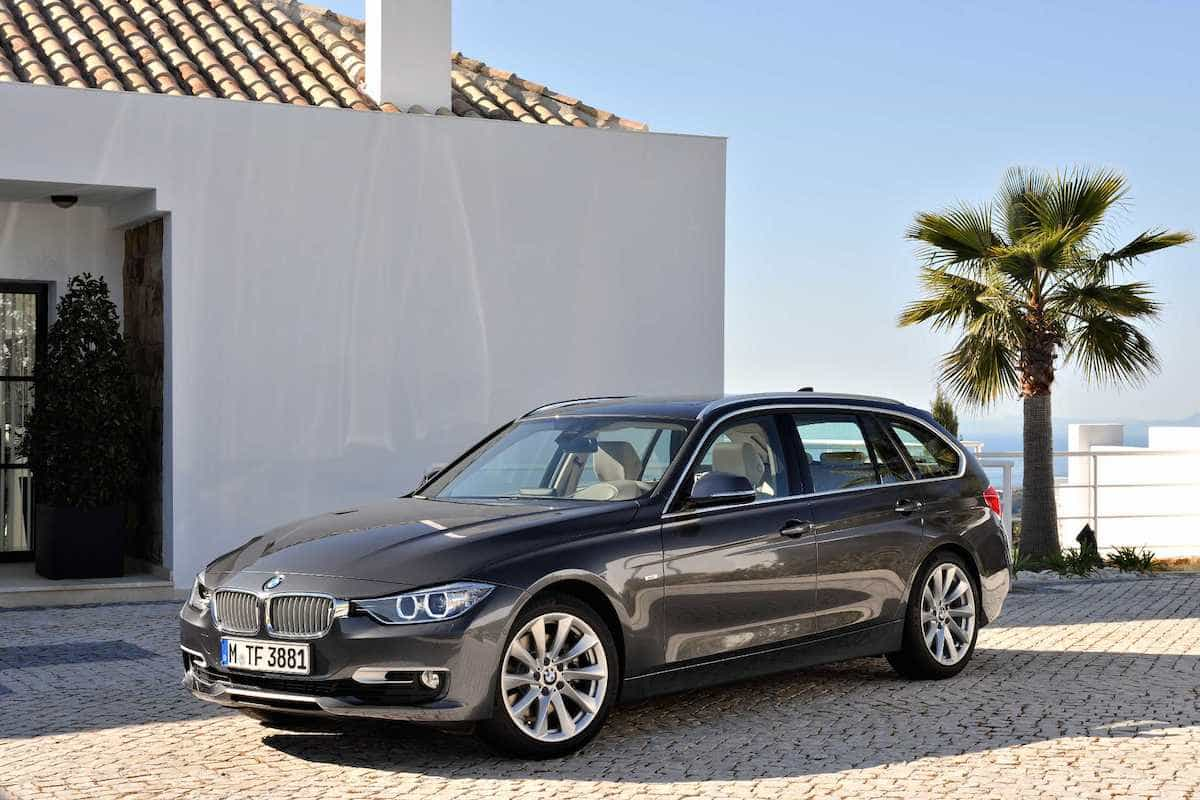 der bmw 3er touring ein kombi in der oberklasse. Black Bedroom Furniture Sets. Home Design Ideas