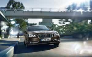 BMW 5 Kombi