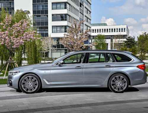 BMW 5er Touring lässt jedes Kombi-Gefühl vergessen