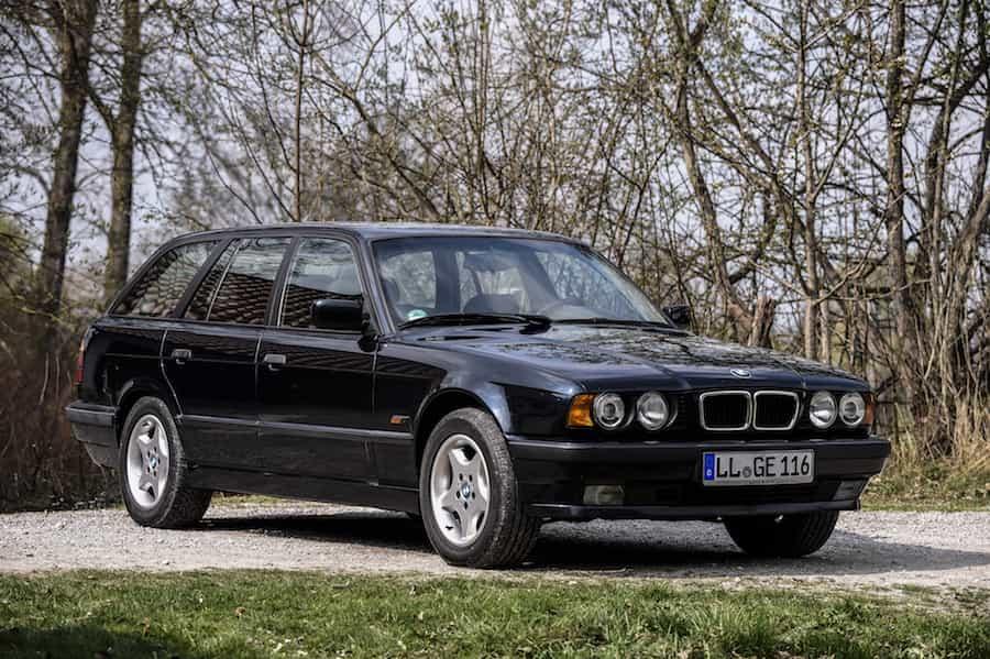 BMW 5er Touring E34 1991