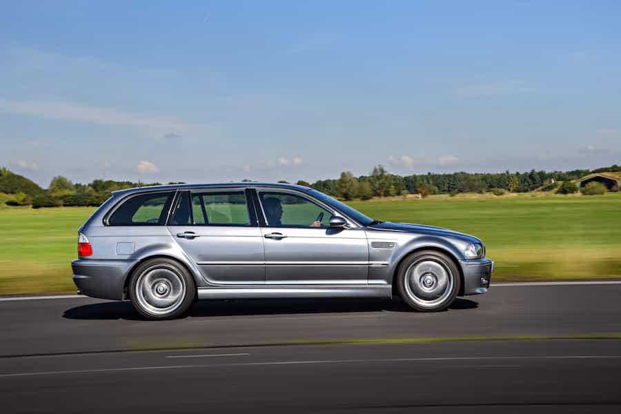 Der BMW 5er Touring aus der zweiten Generation