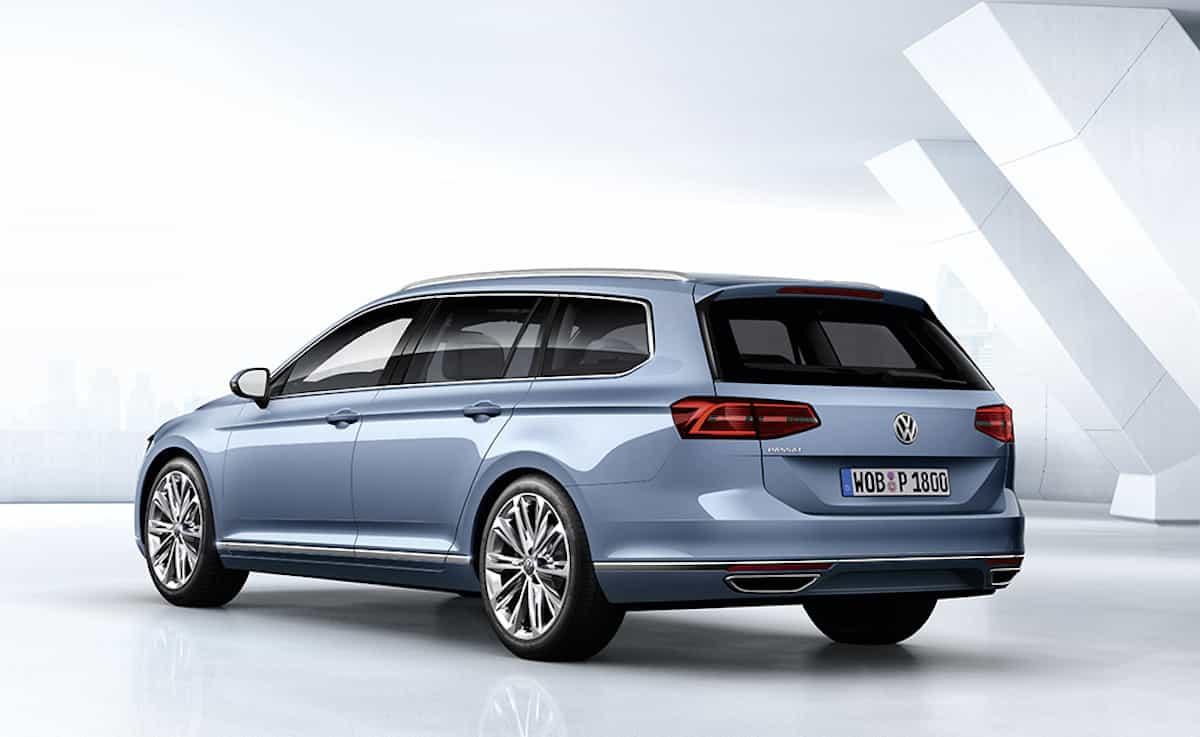 Vw Passat Variant Bewundern Sie Den Neuen Volkswagen