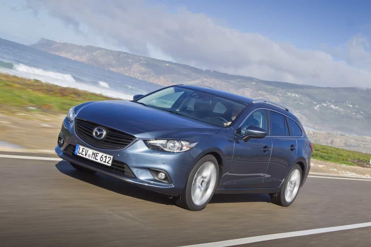 Schnittig: Mazda 6 Kombi