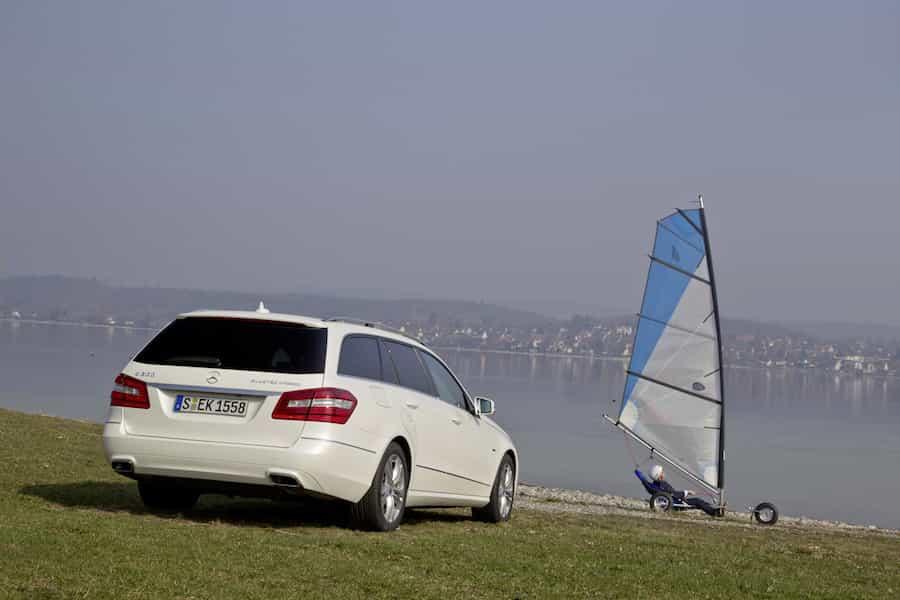 Mercedes-Benz E-Klasse T-Modell, E 300 BlueTEC Hybrid.