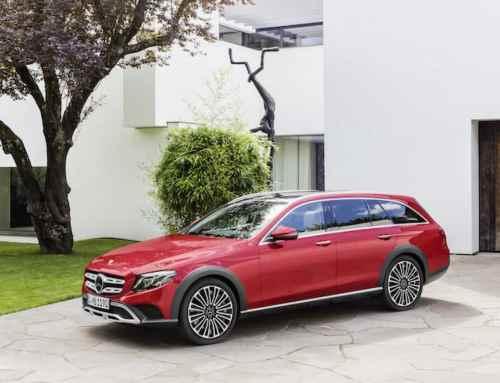 Mercedes E-Klasse Kombi: T-Modell bietet maximale Sicherheit