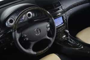 Mercedes E-Klasse Kombi innen