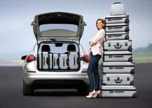 Opel Astra Sports Tourer mit Stauraum