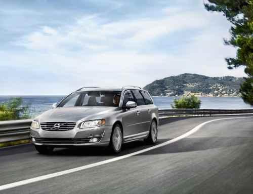 Volvo V70 setzt Schwedens Kombi-Geschichte fort