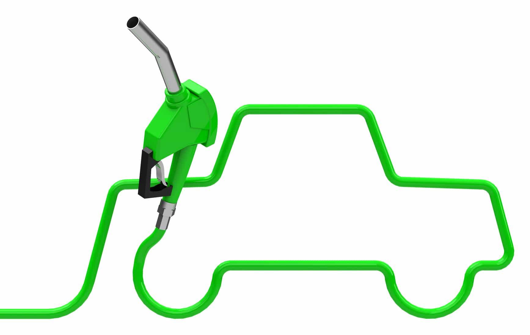 Autogas schont die Umwelt