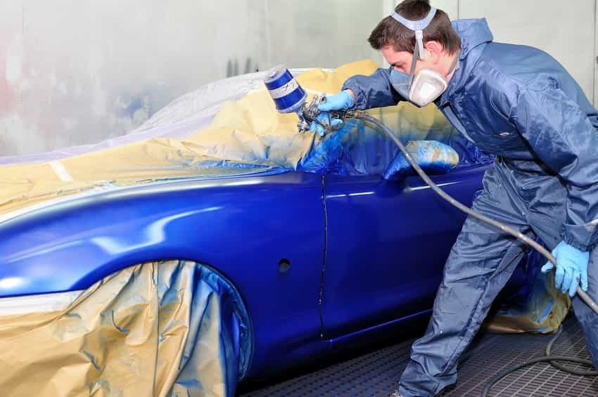 Smart Repair als clevere Autoreparatur