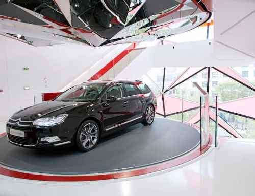 Citroën C5 Tourer: Design beim Kombi elegant und gerundet