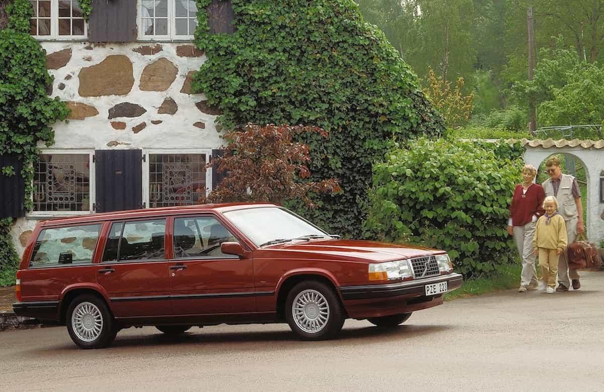 Der Volvo 940