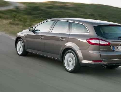 Ford Mondeo Turnier: Das perfekte Firmenfahrzeug