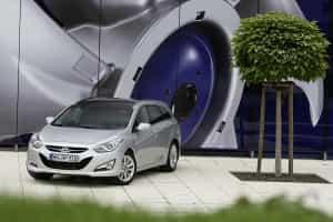 Kombi Hyundai i40