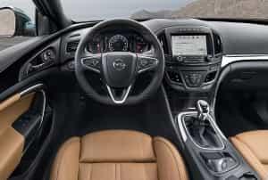 Opel Insignia Kombi innen