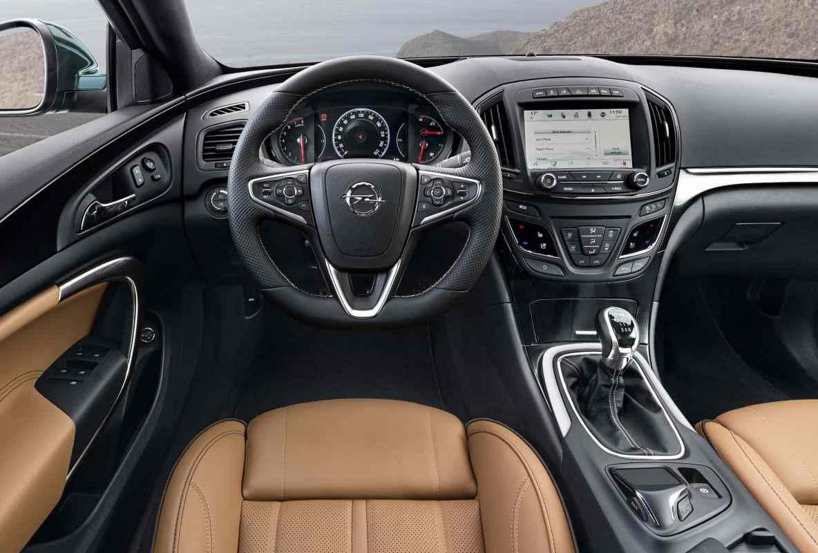 Opel Insignia Kombi: Wir nennen seine Vorteile