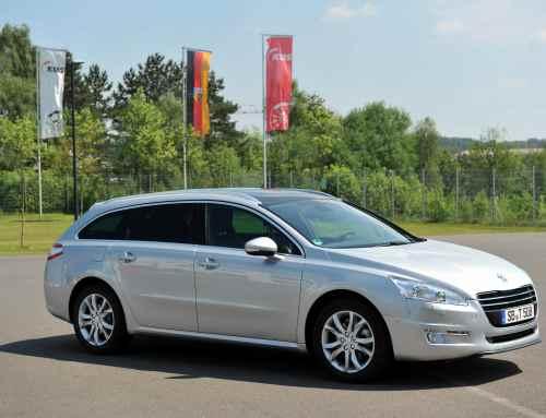 Peugeot 508 SW: Das neue Design soll Verkaufserfolg sichern