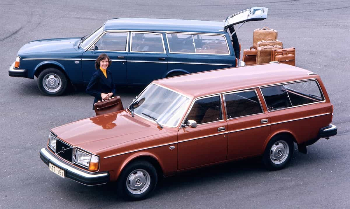 volvo 240 als kombi ein klassiker aus schweden. Black Bedroom Furniture Sets. Home Design Ideas