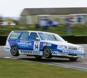 Volvo 850 im Rennen