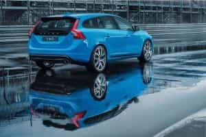Der neue Volvo V60 Polestar